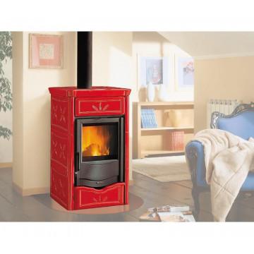 Stove-fireplace Nicoletta La Nordica