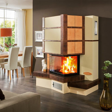 Fireplace Schmid Ekko U 67(45)45 ∙ 67(45)51 ∙ 67(45)57