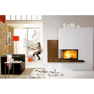Fireplace Schmid Ekko L 67(45)45 h ∙ 67(45)51 h ∙ 67(45)57 h