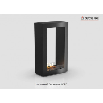 Floor biofireplace Gloss Fire Lord