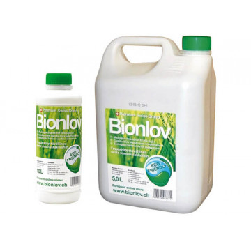 Fuel for biofireplaces Bionlov 5l
