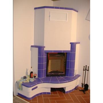 Fireplace KOBOK Bystra L VD