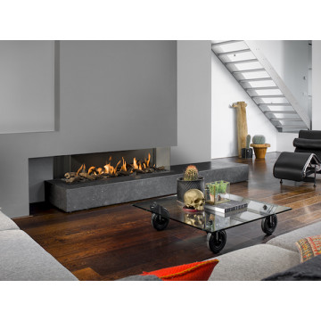 Gas fireplaces Bellfires View Bell XL
