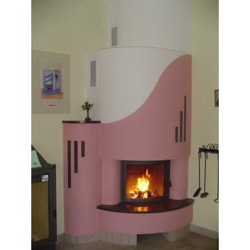 Fireplace KOBOK Myto R550 LD