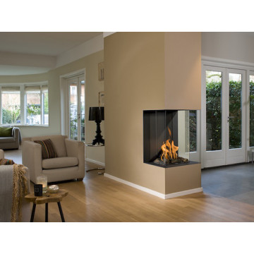 Gas fireplaces Bellfires View Bell Vertical