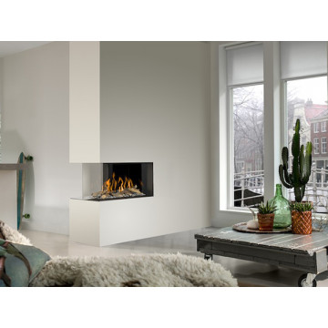 Gas fireplaces Bellfires Room Divider Medium Left/Right