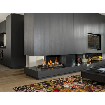Gas fireplaces Bellfires Room Divider Large Left/Right