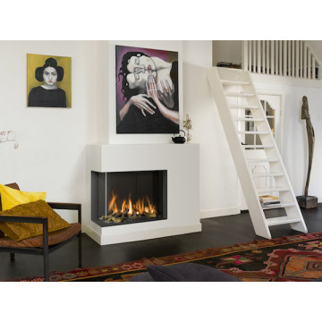 Gas fireplaces Bellfires Corner Bell Derby