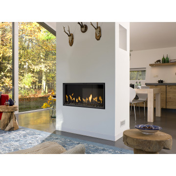 Gas fireplaces Bellfires Horizon Bell XS