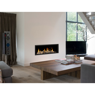 Gas fireplaces Bellfires Horizon Bell Medium