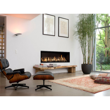 Gas fireplaces Bellfires Horizon Bell Large
