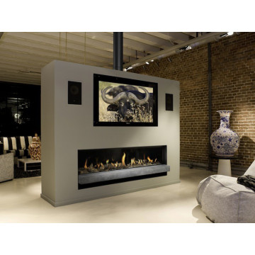 Gas fireplaces Bellfires Horizon Bell XXL  Ukraine