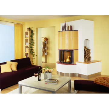 Fireplace Brunner 57/55 Kompakt-Kamin easy-lift панорамная