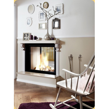 Fireplace Brunner-62-76-Stil-Kamine-lifting-door