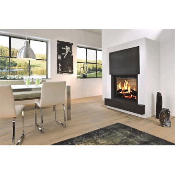 Fireplace Brunner-75-90-Stil-Kamine-lifting-door