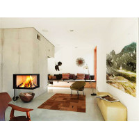 Fireplace Brunner-BSK-03-Eck-Kamin-57-82-48-left-lifting-door