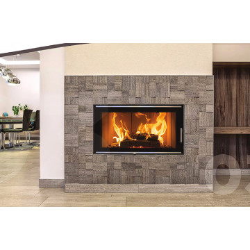 Buy fireplace insert KOBOK Chopok LVD guillotine Kiev Ukraine