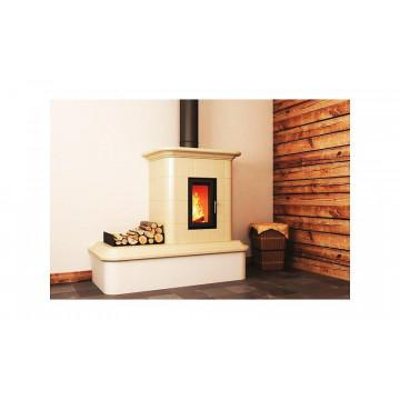 Fireplace KOBOK Roto 450