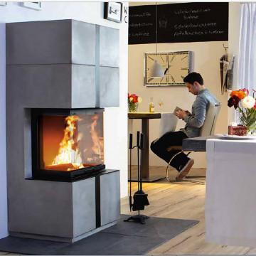 Fireplace Schmid-Ekko-34-34-51-h-34-34-57-h