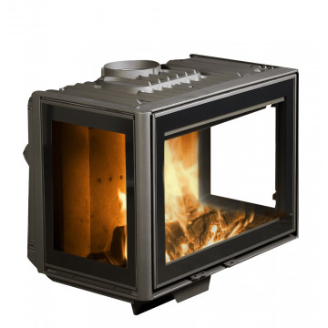 Fireplace Kharkiv-Dovre 2575 CBS 1-cast iron firebox