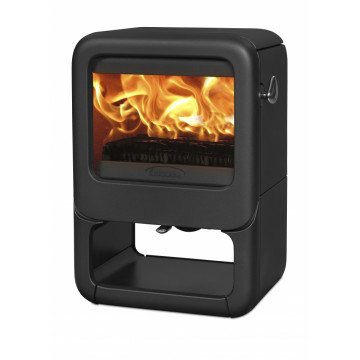 Dovre ROCK 350 WB cast iron stove with a wood stove in Kharkiv