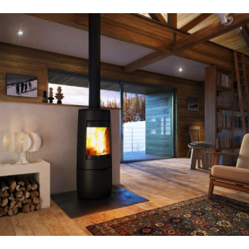 Buy cast iron stove in Dnipro-kaminofen Dovre Bold 400