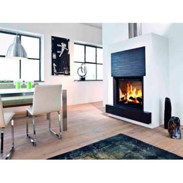 Fireplace Brunner 62/76 k Stil-Kamine lifting door