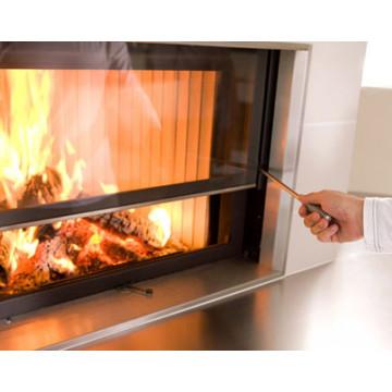 Brunner Ukraine Fireplace insert Brunner 51/55 Kompakt Kamin Easy Lift in Kharkiv