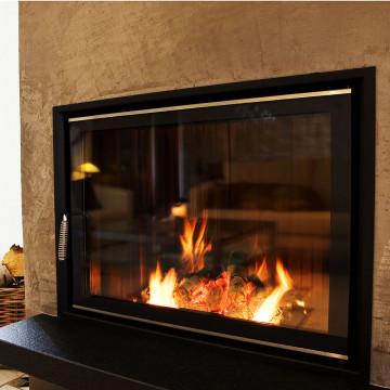 Brunner Ukraine Buy a fireplace in Kharkiv Brunner 51/67 Kompakt Kamin