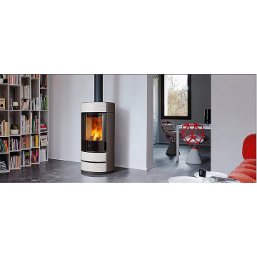 Stove fireplace Kharkiv Piazzetta ROUND BCS