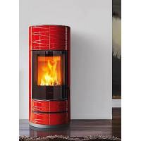 Stove fireplace Kharkiv Piazzetta ROUND M Hermetic BSC
