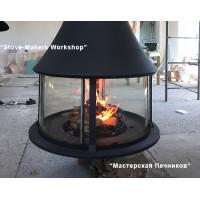 Buy designer fireplace in Kharkiv Ukraine JC Bordelet